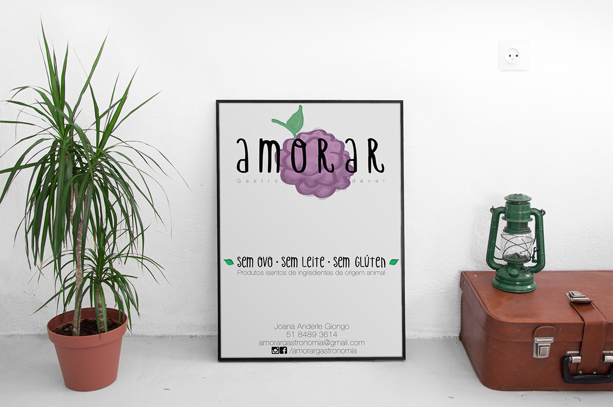 Brand poster