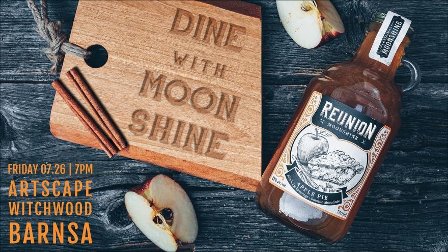 Facebook Event Cover Top Shelf Reunion Moonshine