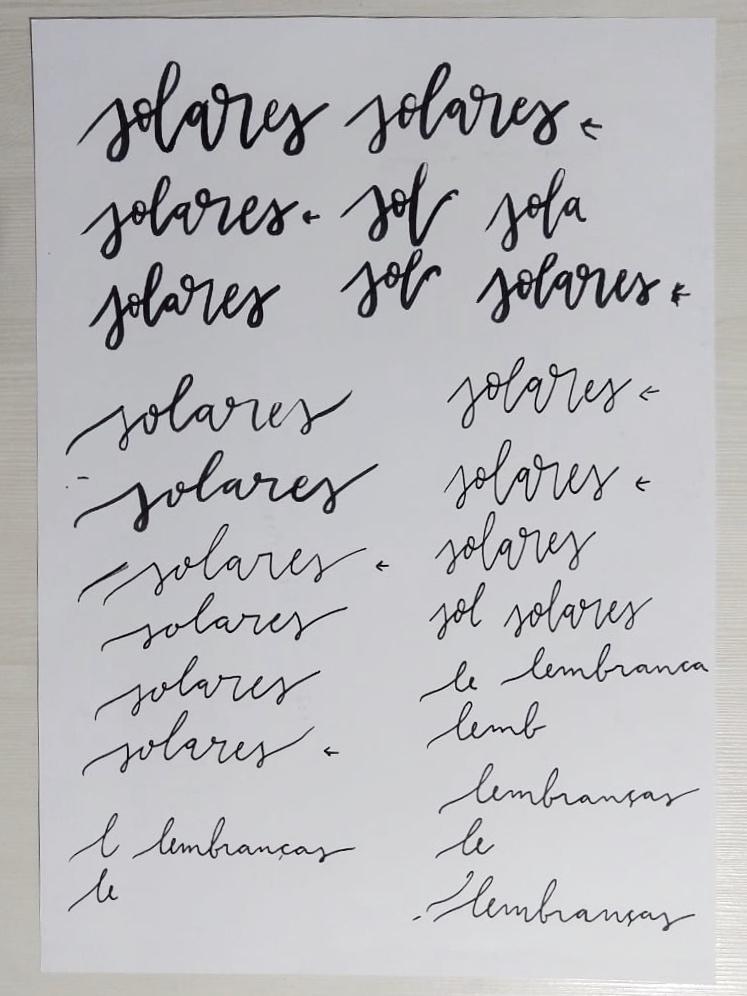 Solares sketches